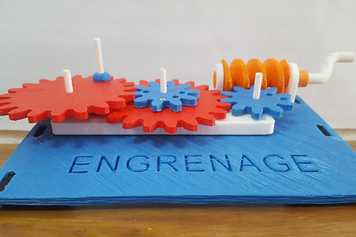 Kit Engrenage
