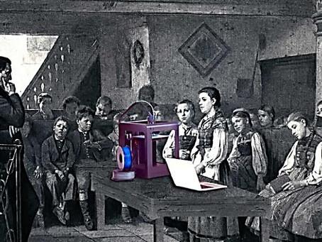 Apport des Imprimantes 3D dans l'Éducation