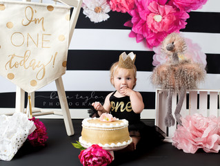 Selah's Cake Smash