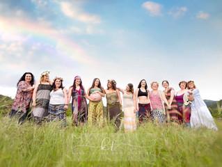 It takes a tribe- Southern Oregon women empowerment
