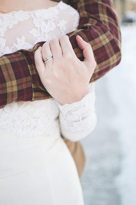 fort collins wedding photography, colorado wedding, winter wedding