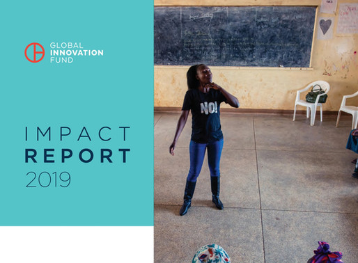 Creating impact among Innovators & Entrepreneurs
