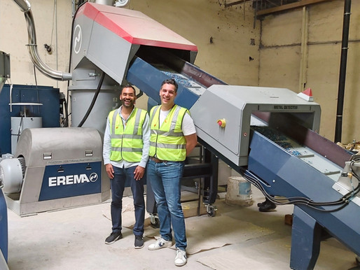 Mr. Green Africa goes for the latest EREMA Technology