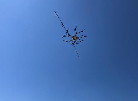 Precision Ag Manufacturer Profile: Rantizo, applications via drone