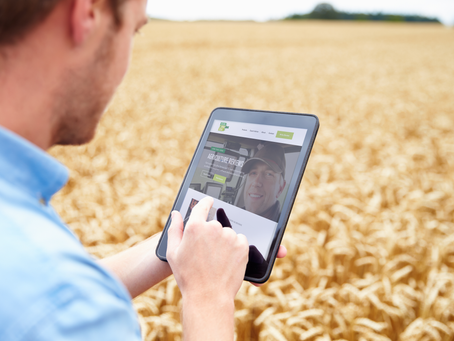 A Site by Farmers, for Farmers