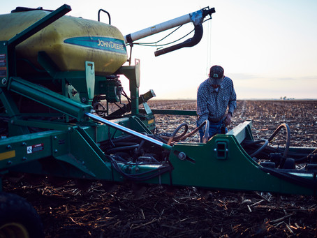 Why and how to insure your precision ag equipment