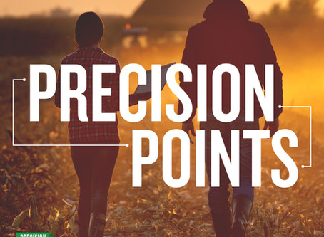 Podcast Trailer: Introducing Precision Points - An Ag Tech Podcast