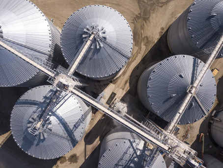 Remote Bin Sensing for Safety and Profitability