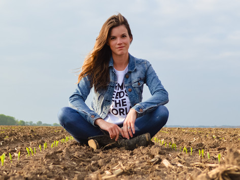 Podcast 08. Mary Sass - In-Season diagnostics with the Millennial Farm Wife