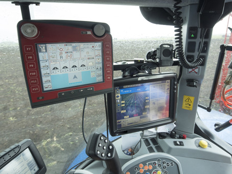 The Environment and Farmers Reap Benefits of Precision Ag Technology