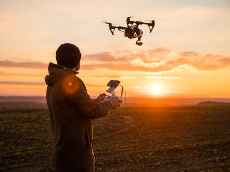 Ep. 30: The Viability of Drones and Row Crops with Craig Houin