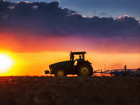 Ep. 19: What's on the horizon for agriculture? with John Smith