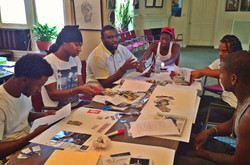 Marcus Bullock and Vision Boards