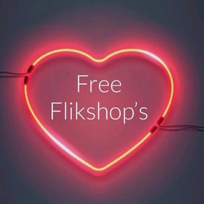 Free Flikshop Credits on Instagram