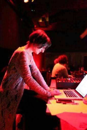 """DJ en """"Milonga Florida"""", París"""