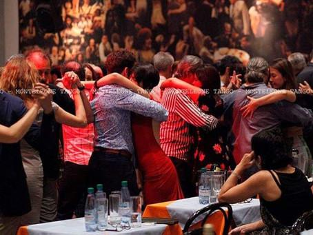 El formato gregario del tango