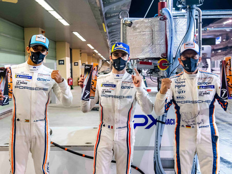 GPX Racing fills the runner-up spot in the ALMS GT championship with 50% of the victories