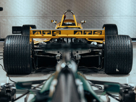 GPX Historic announces the driver lineup for their 11 F1 cars entered for the Monaco Historic Grand!