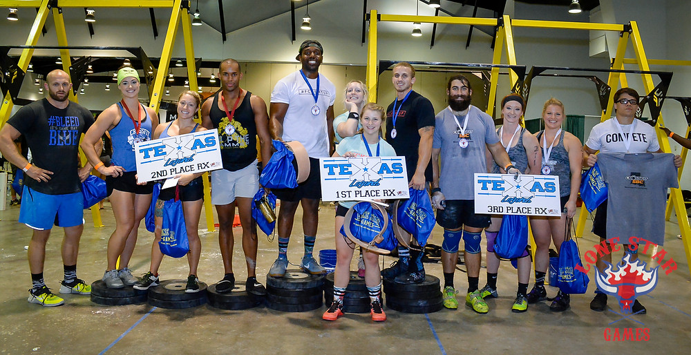 Congratulations to Katie, Raven, Clayton and Cameron for winning Texas Legends