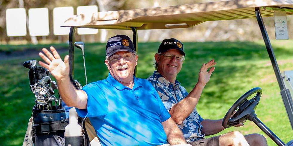 The Rotary Club of Mariposa Yosemite Golf Tournament