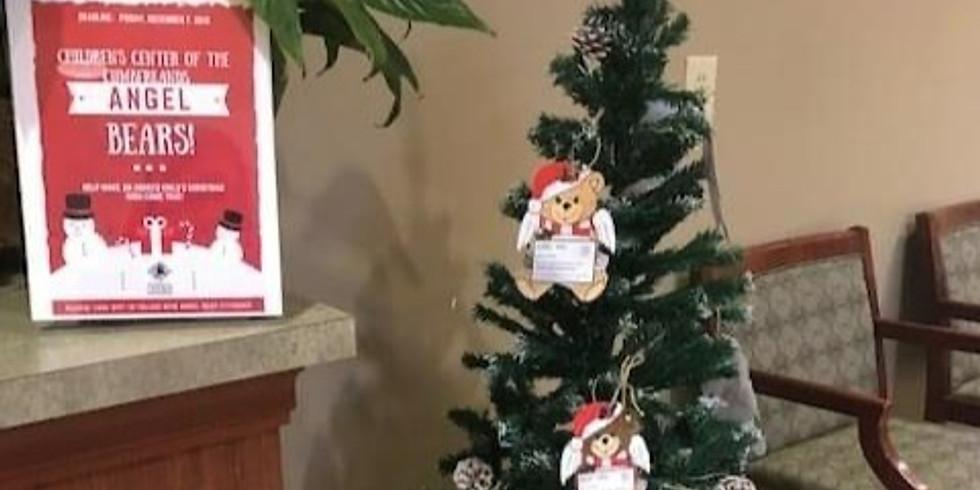 Children's Center Angel Tree Bears