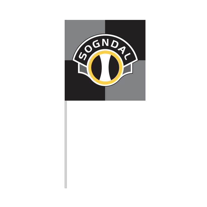 Sogndal supporterflagg