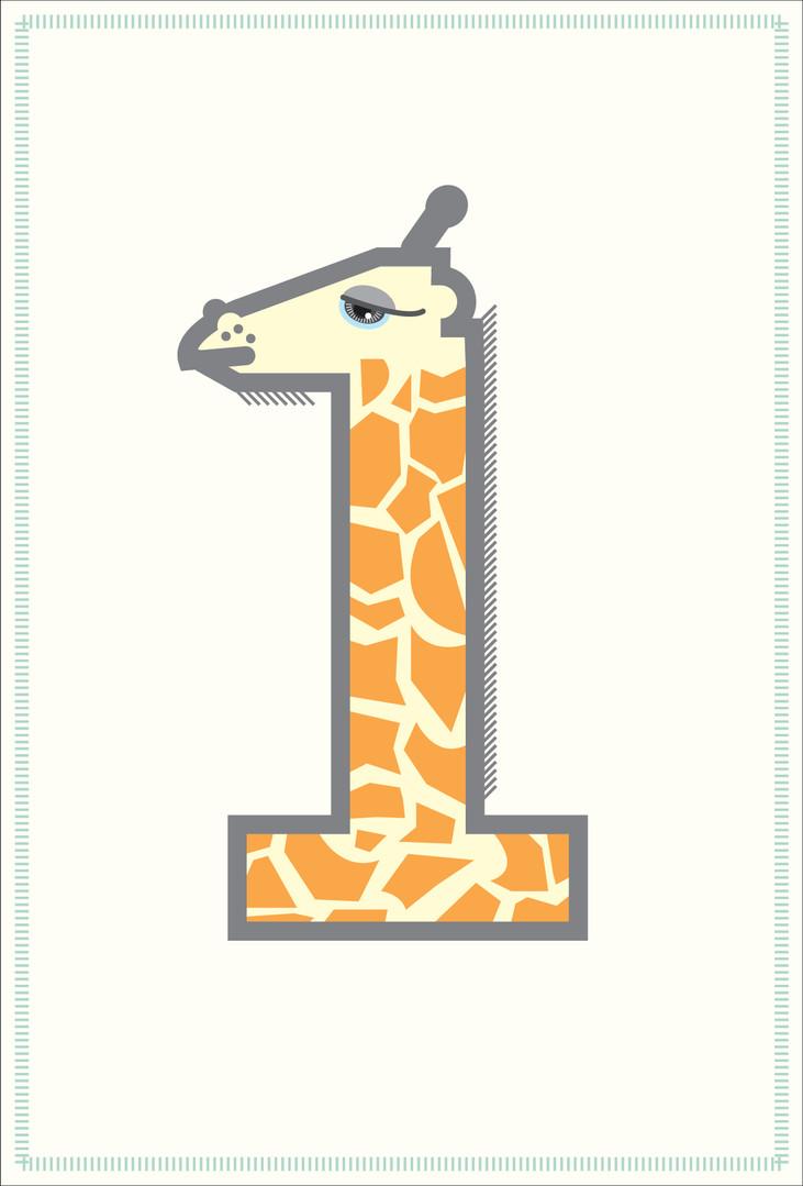 Animal Number - 1