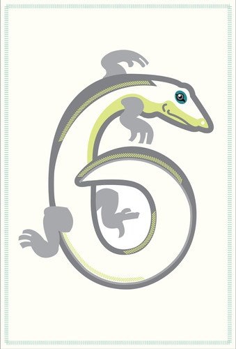 Animal Number - 6