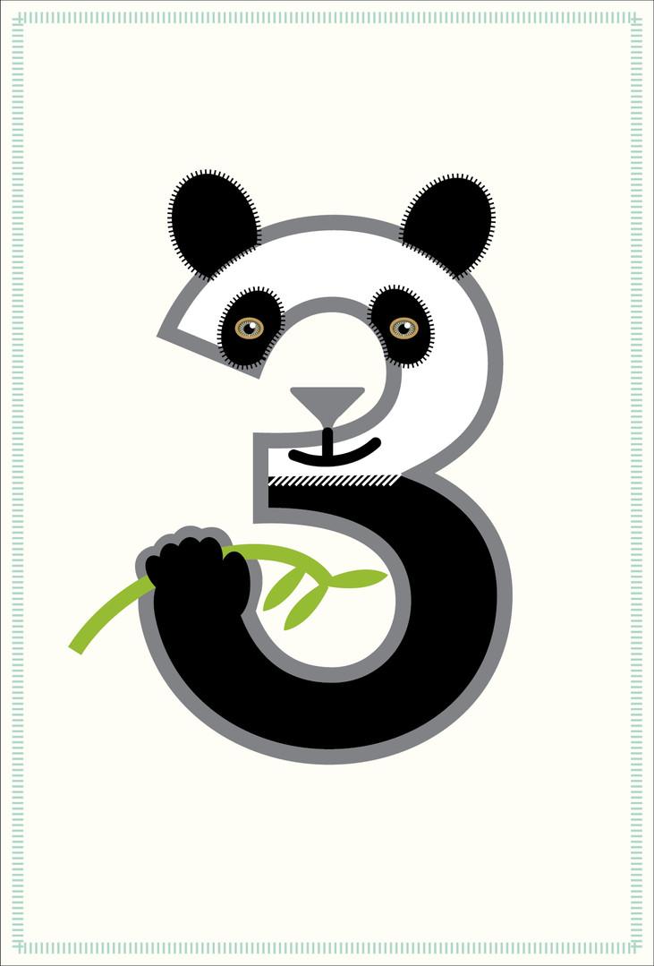 Animal Number - 3
