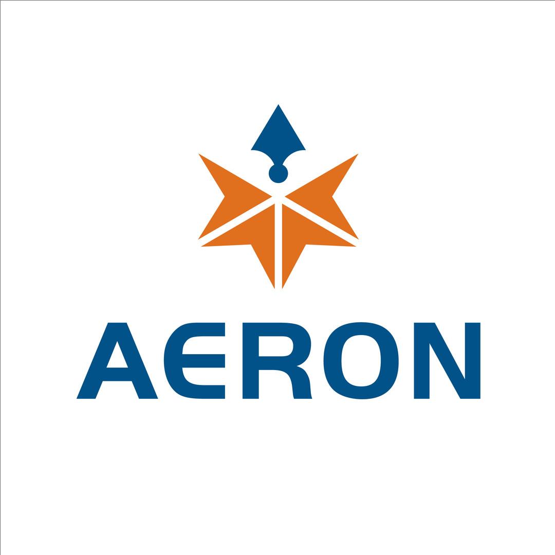 Aeron logo