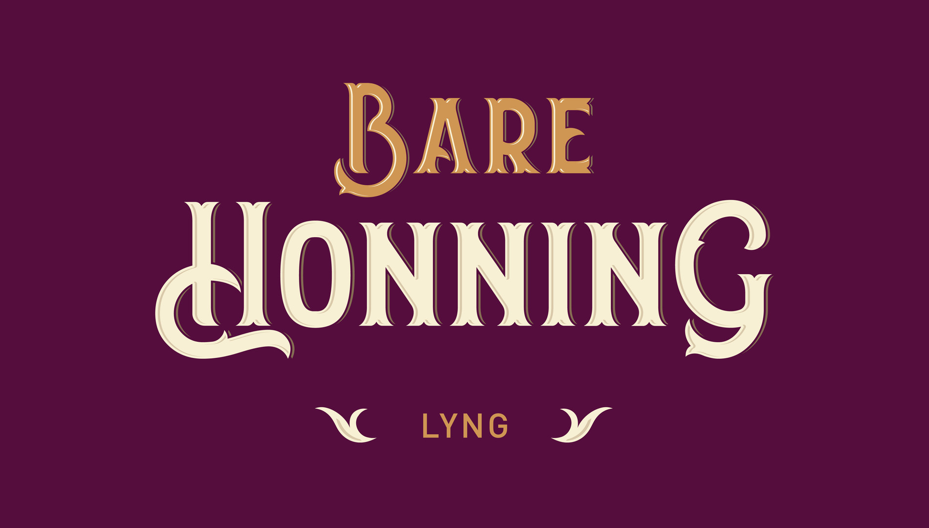 Lynghonning