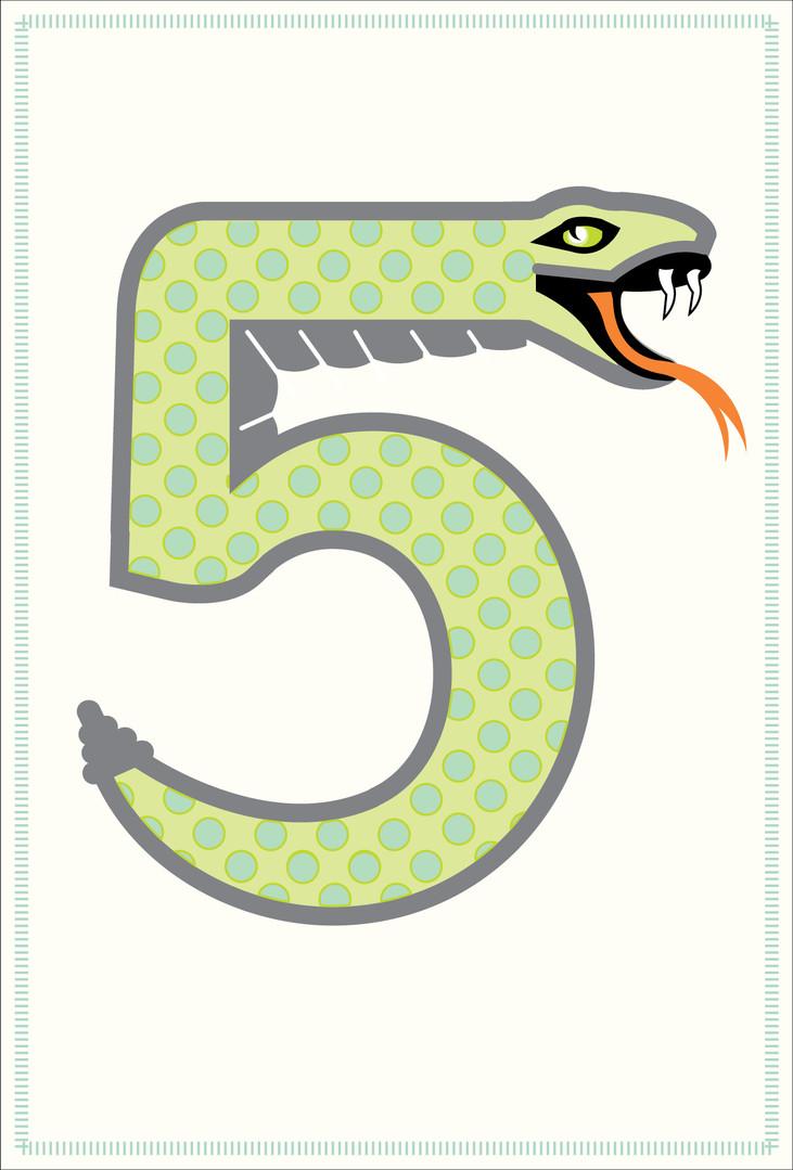 Animal Number - 5