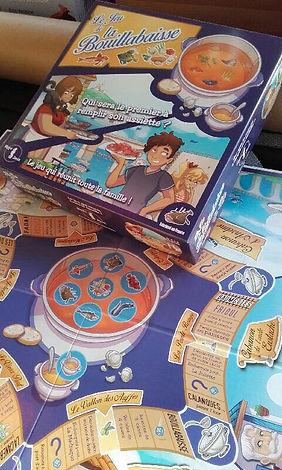 Le Jeu de la Bouillabaisse Alban Dechaumet Editions de l hippocampe Hippo Jeux de société