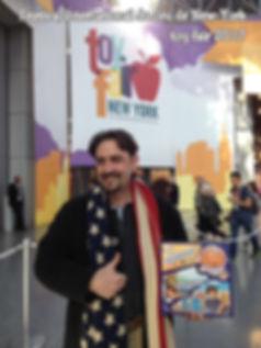 Le Jeu de la Bouillabaisse Alban Dechaumet Editions de l hippocampe ToyFair New York 2017 Hippo Jeux de société