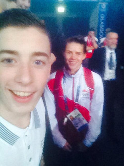 Josh With Canadian Medalist.jpg