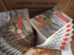 Calanques... Alban Dechaumet Editions de l hippocampe roman historique