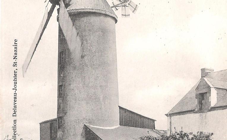 St-ANDRE-des-EAUX - Le Moulin de Bel Air