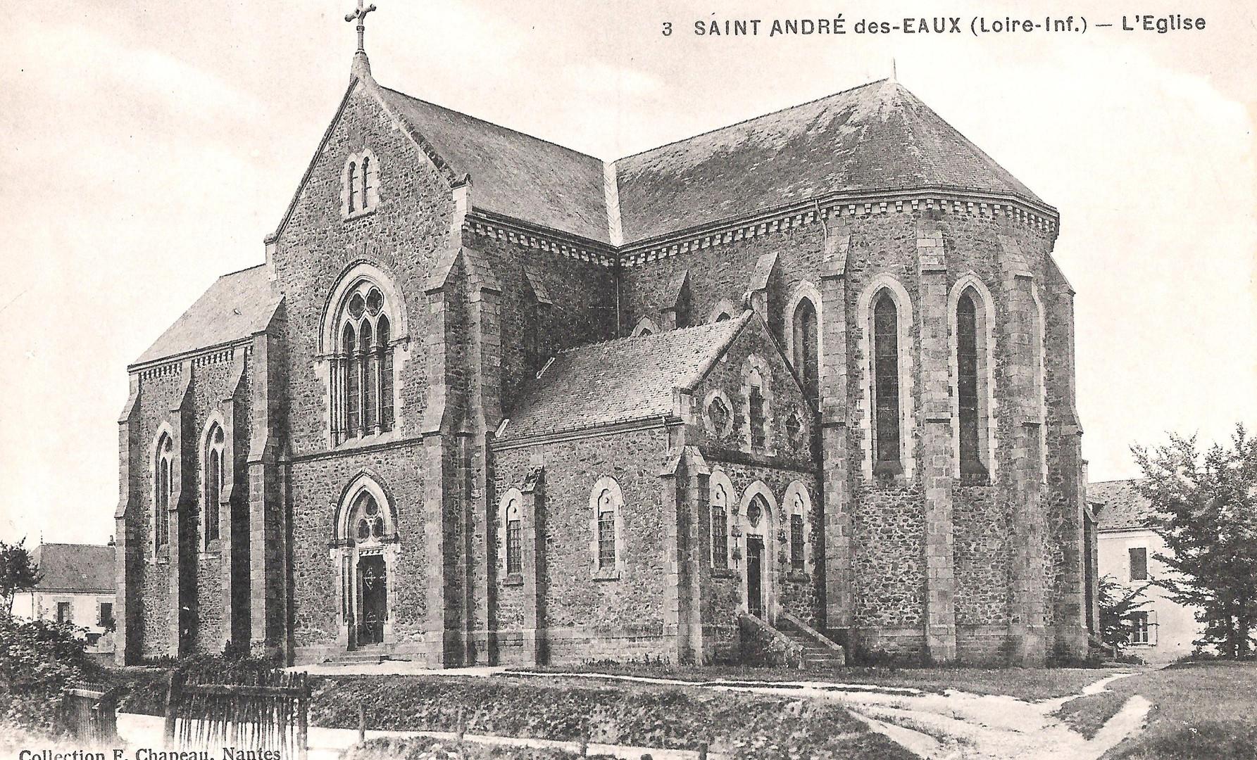 SAINT ANDRE des EAUX - L'Eglise.jpg