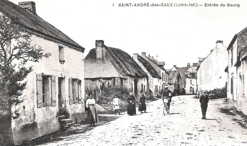 SAINT_ANDRE_des_EAUX_-_Entrée_du_Bourg.