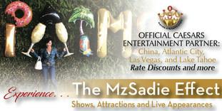 Caesars Entertainment_MzSadie Announceme