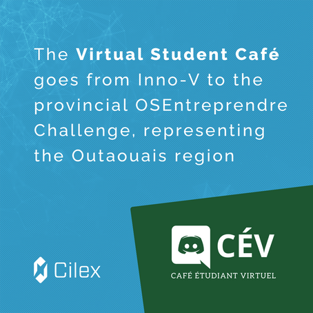 Outaouais Students All the Way from Inno-V to the Provincial OSEntreprendre Challenge