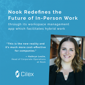 Nook Redefines the Future of In-Person Work
