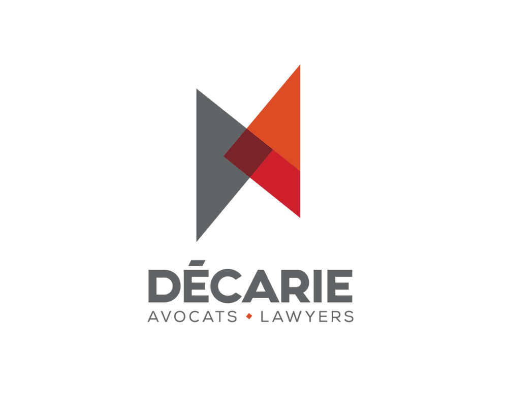 Logo of the law firm Décarie Avocats Lawyers