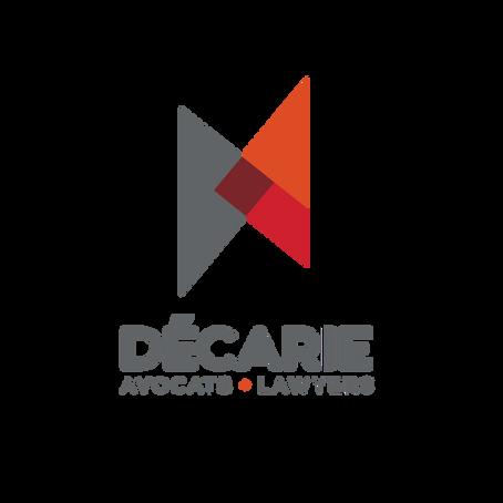 Décarie Avocats Lawyers joint les rangs des professionnels en résidence de Cilex