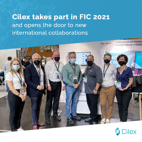 Cilex takes part in FIC 2021 and opens the door to new international collaborations