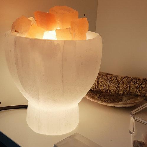 Himalayan Salt Lamp Bowl of Fire