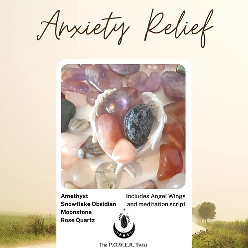 Anxiety Relief Healing Pack