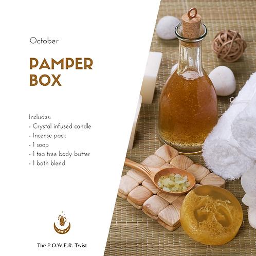 October Pamper Box