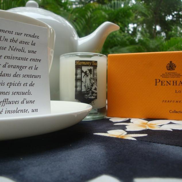Tea on the Estate