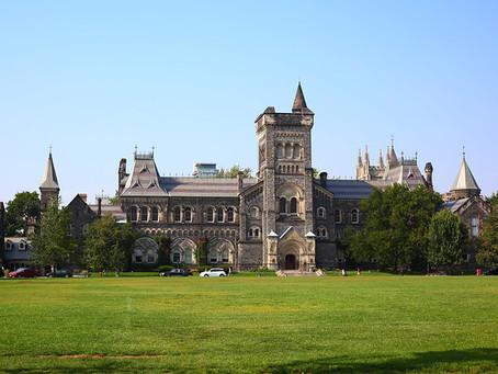 Feature on the University of Toronto